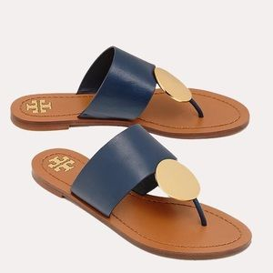 NEW Tory Burch Patos Disk Sandal